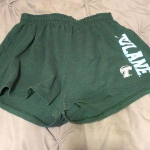 Soffe Tulane shorts size large